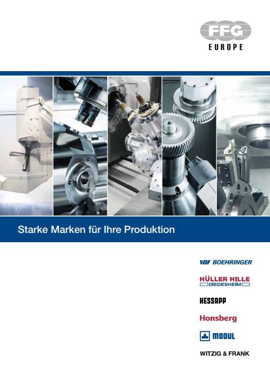 FFG Werke - starke Marken für Ihre Produktion