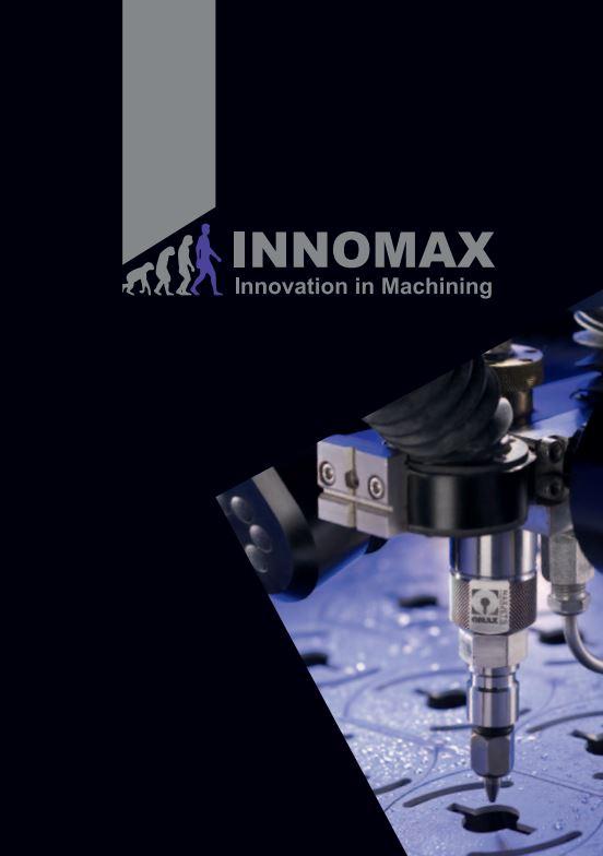 OMAX Wasserstrahlschneiden