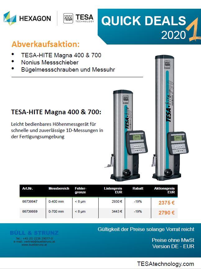 Tesa Quick Deals 2020-1